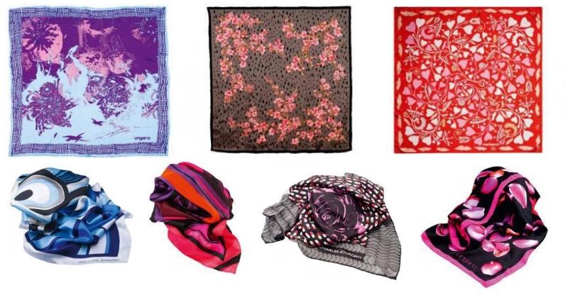 Как упаковать платок для подарка